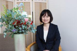 玉田祐子看護部長