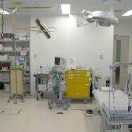 兵庫県西脇市の大山病院の院内写真:救急室