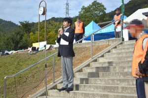 片山市長より挨拶